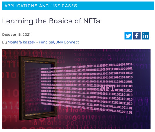 Learning the Basics of NFTs