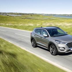 Conçu pour l'électrification : le nouveau Tucson de Hyundai présente un groupe motopropulseur diesel hybride léger de 48 volts