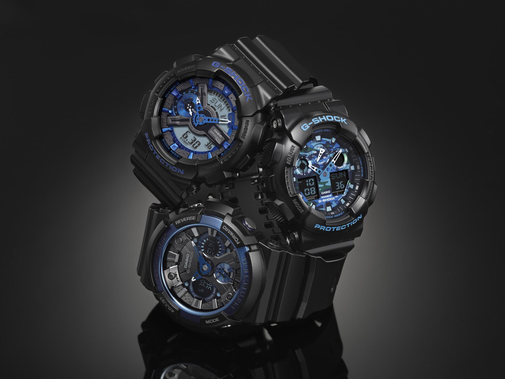 Regala A Pap Un Reloj G Shock Tan Confiable Como L Casio Gst 200cp 2a