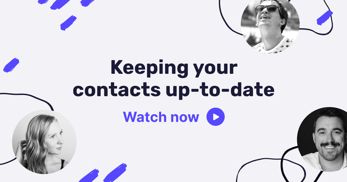 WATCH NOW | PR Roundtable: Keeping your contact lists current