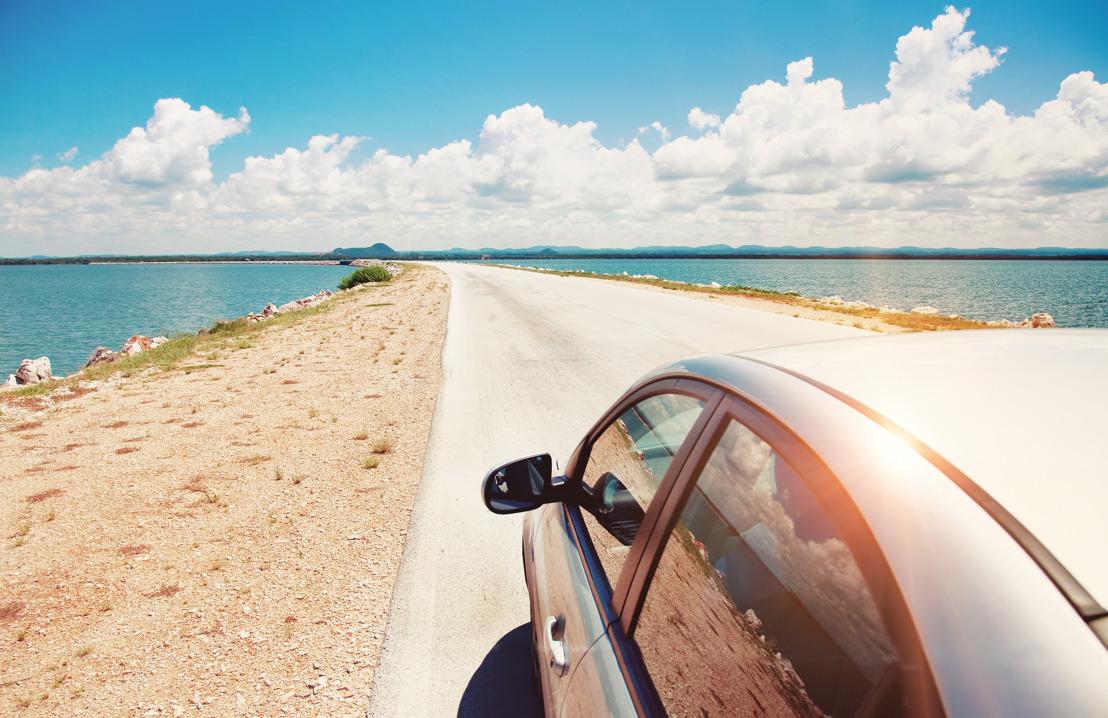 Plus de la moitié des voitures de société partent en vacances