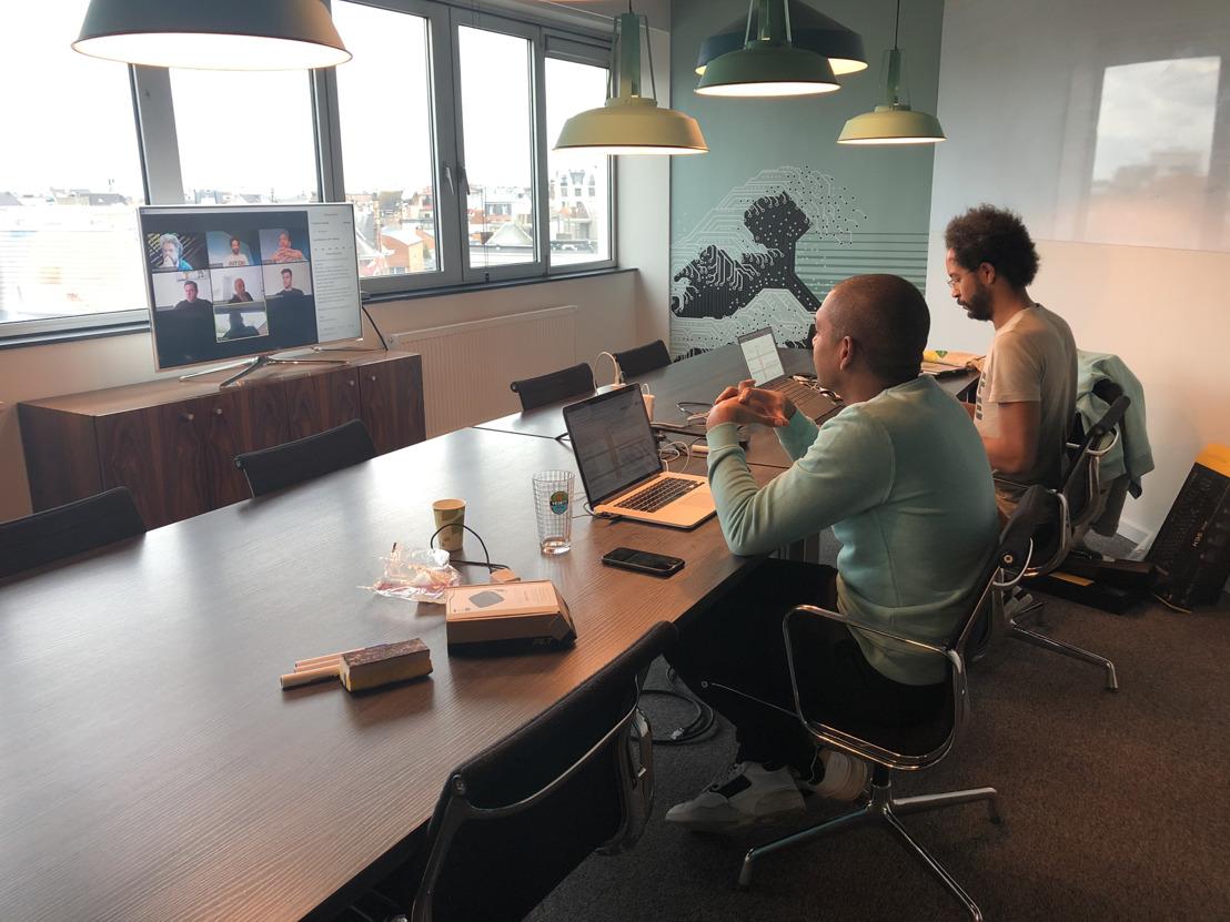 Corona houdt start-ups niet tegen: recordaantal ondernemers meldt zich aan bij accelerator Start it @KBC