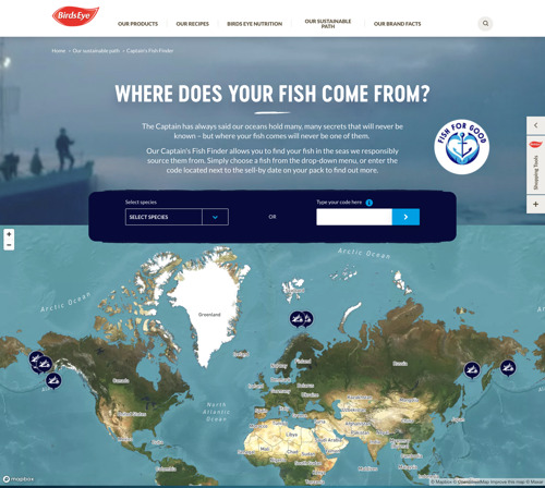 Boondoggle – Havas CX développe le Fish Finder de Captain Iglo