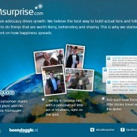 KLMsurprise at a glance.