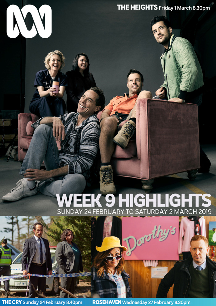 ABC TV Program Highlights - Week 9