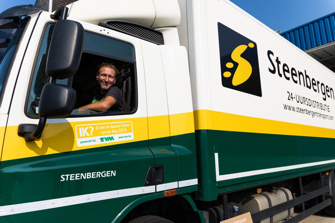 Gunther Janssens is dé Gouden Ridder van de Weg in 2019