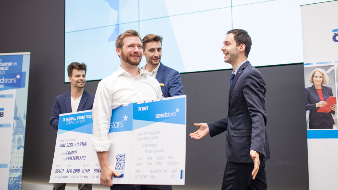 SatisMeter Named Czech Republic's Most Promising Startup at Prague