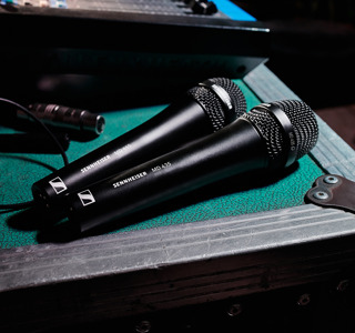 New Sennheiser MD 435 vocal mic