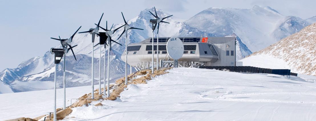 Brussels Airlines s'envole vers l'Antarctique