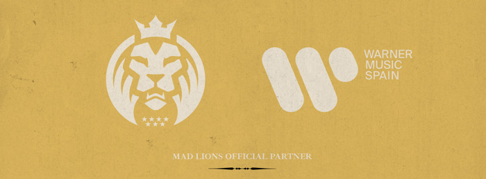 MAD LIONS, WARNER MUSIC SPAIN INK NEW PARTNERSHIP AGREEMENT