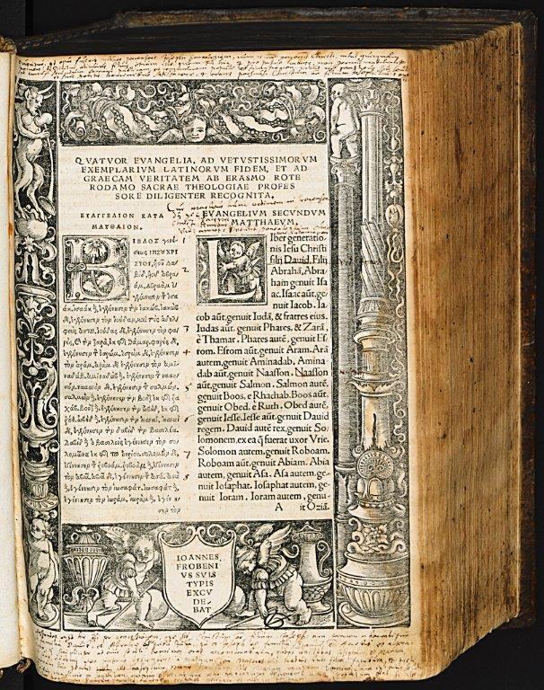 500jaarUtopia - Faculteit Theologie KU Leuven - De gouden eeuw van de bijbelstudie