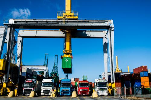 """Sukzessive Einführung des """"Certified-Pick-up"""" im Hafen Antwerpen"""