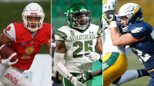Canada West all-stars dot latest CFL Scouting Bureau Rankings