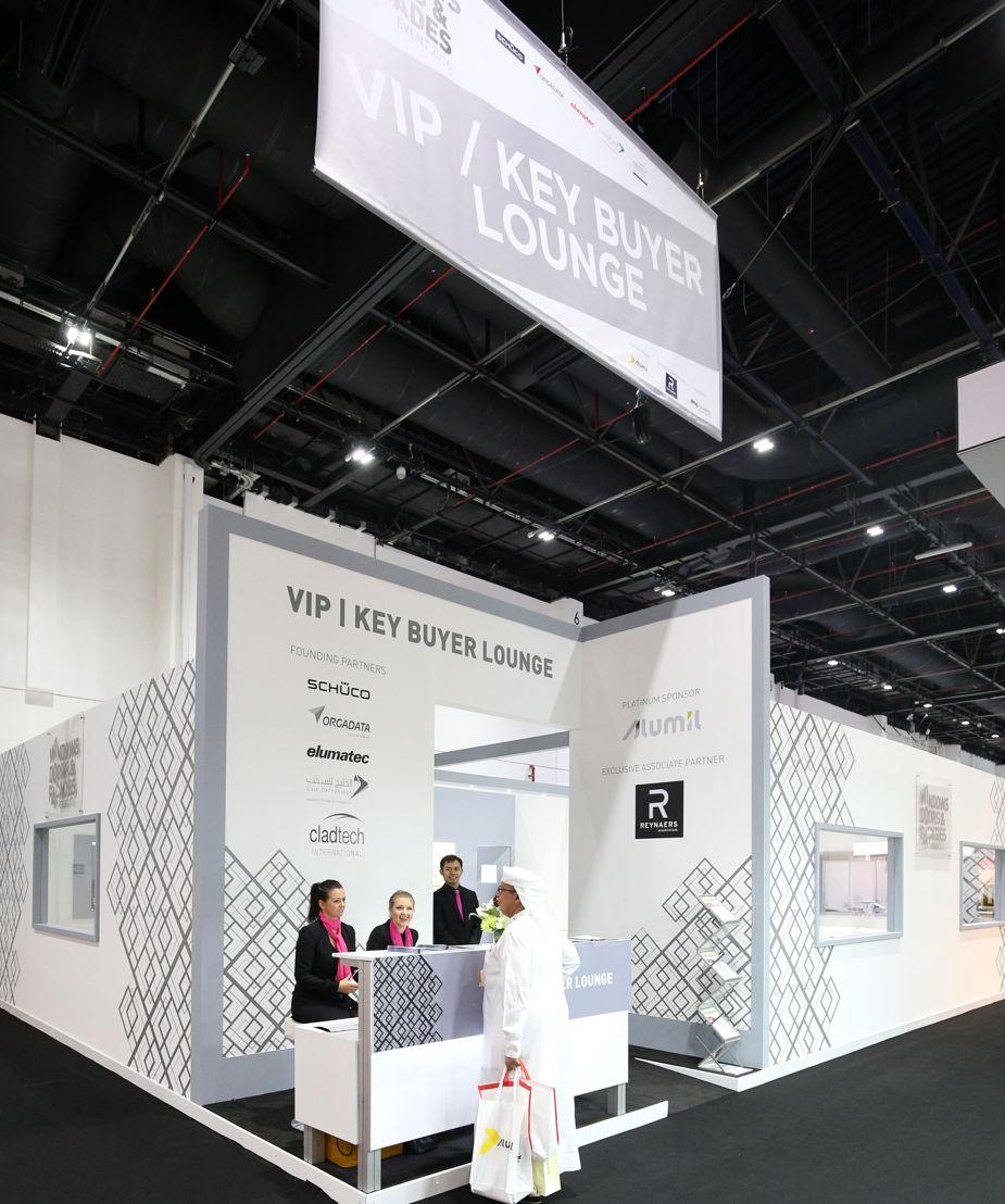 VIP Buyers Lounge at Windows, Doors & Facades 2016