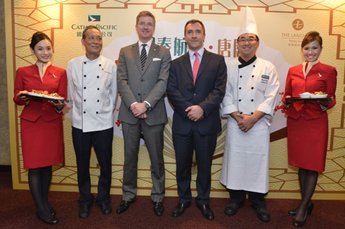 Cathay Pacific partners with The Langham, Hong Kong for latest Chinese cuisine promotion