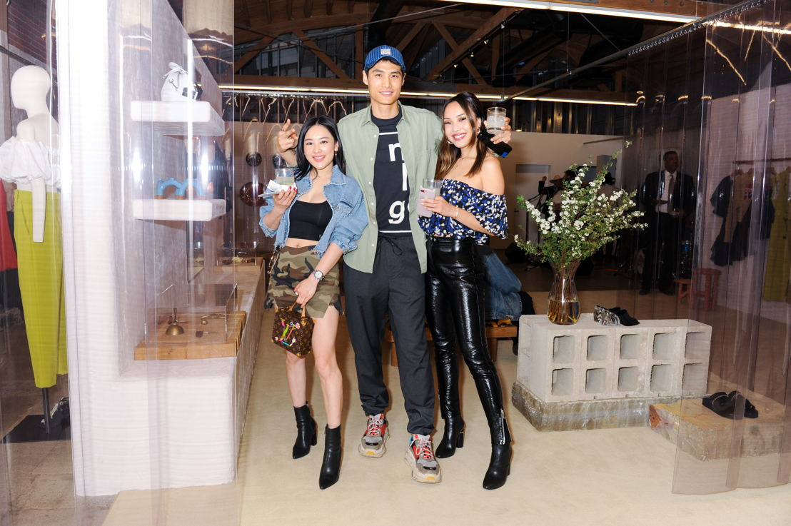 Ting Aoi, Hao, Sherry Tan
