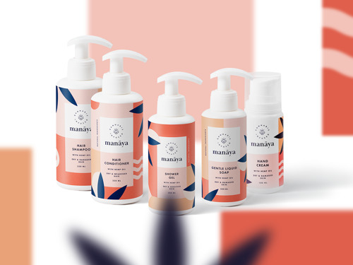 Kosmetyki z olejem konopnym – nowa marka w sklepie Nutridome!