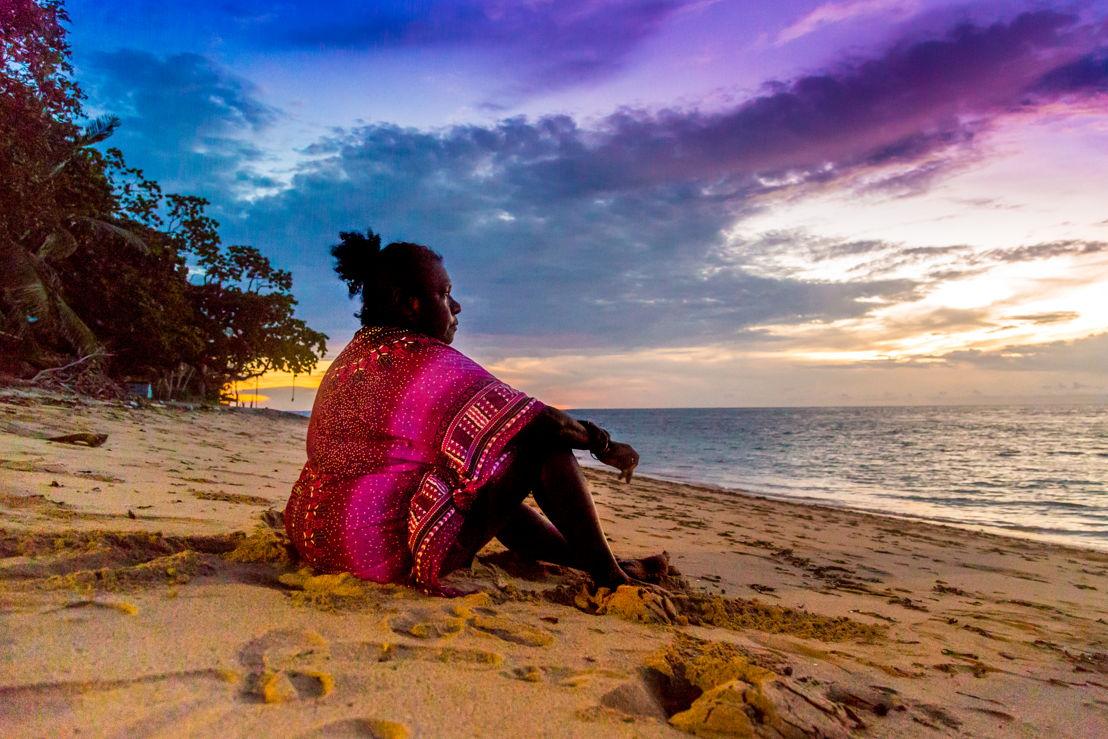 Gail Mabo, Murray Island, photo credit Greg Nelson