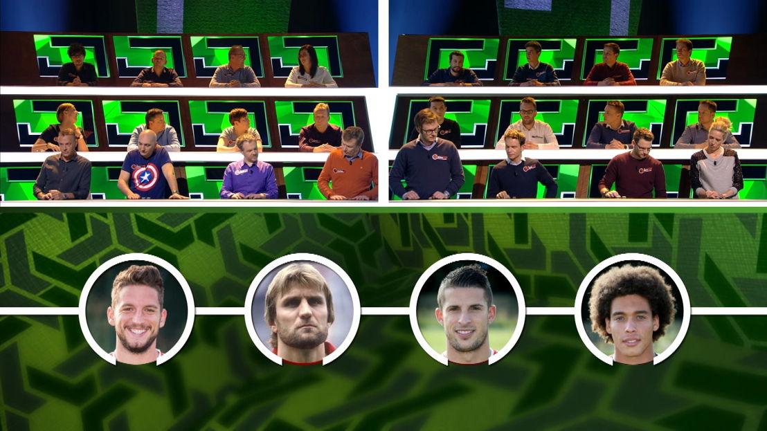 De vierde ronde: Kompany & Co