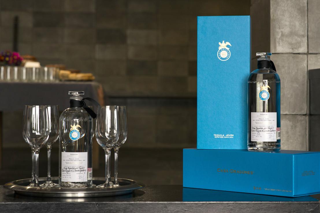 Tequila Casa Dragones acompaña a Pedro Reyes en exclusivo brunch para festejar su próxima exposición