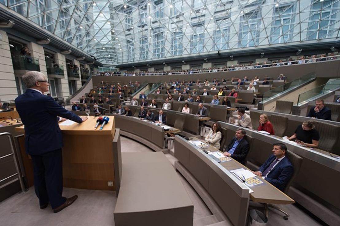 Actuele Vragen, Vlaams Parlement, woensdag 27 februari 2019, 14 uur