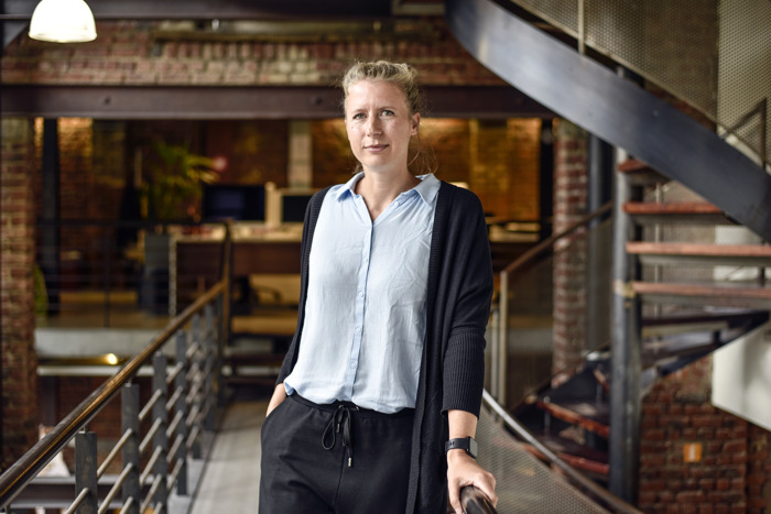 Preview: Catheline Leroy naar DDB
