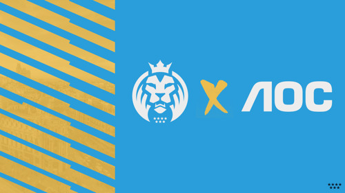 MAD LIONS, AOC INTERNATIONAL AGREE TO NEW PARTNERSHIP