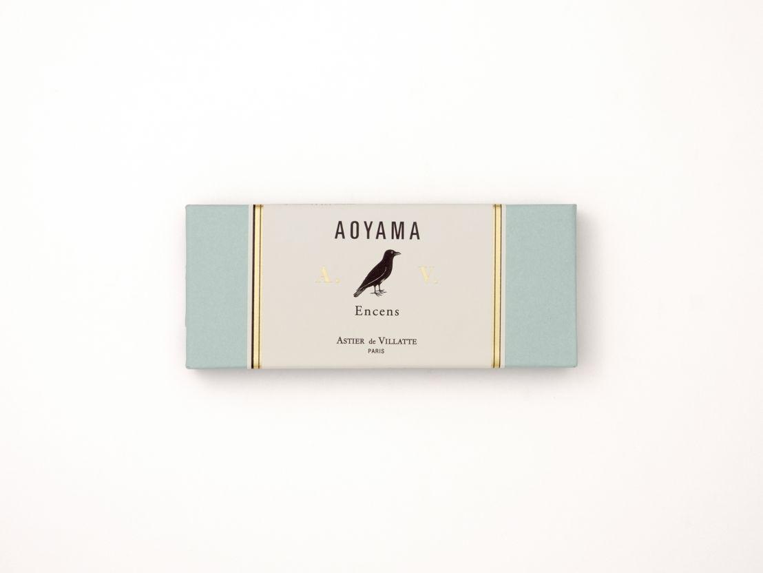 Astier de Villatte - Encens Aoyama 35 euro at Graanmarkt 13
