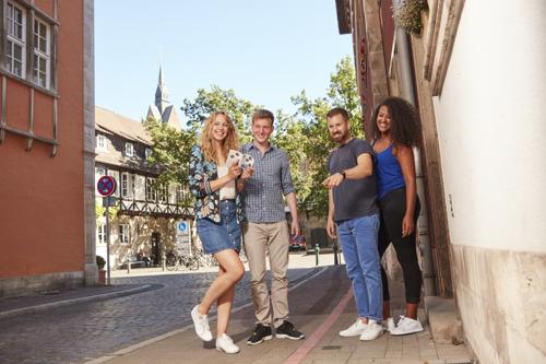 Promenades dans et autour des 9 villes romantiques de Basse-Saxe