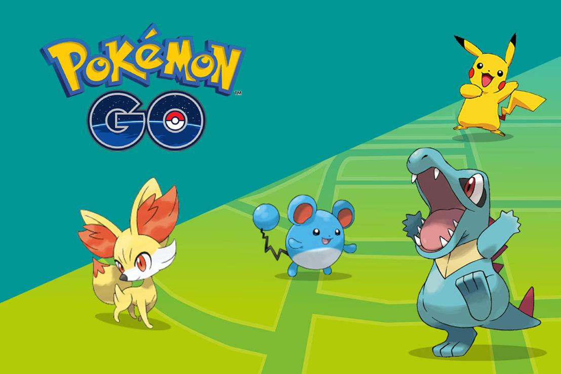 Pokémon GO : BASE offre l'Internet mobile gratuit à tous ses abonnés qui souhaitent partir à la chasse aux Pokémon