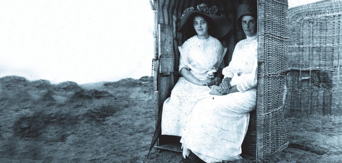 Eerste Hotelnacht in Zandvoort