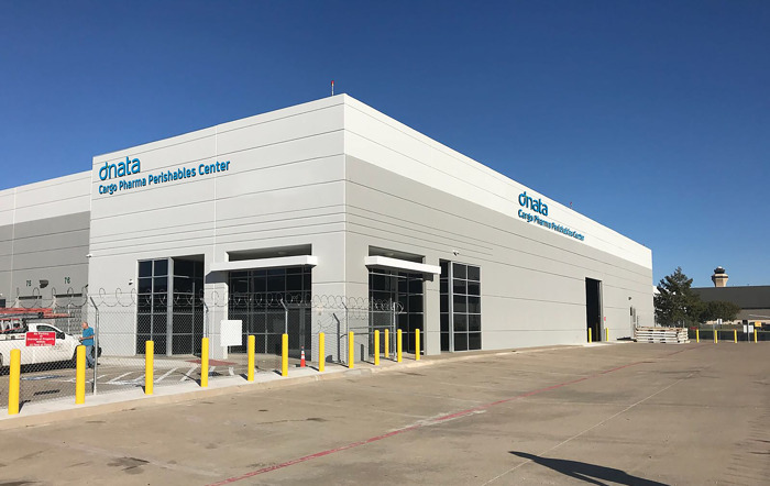 Preview: dnata gains IATA's CEIV Pharma certification at its new Dallas facility