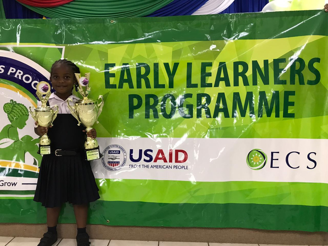 USAID/OECS Early Learners Write to Read Initiative: Winning Authors Recognised