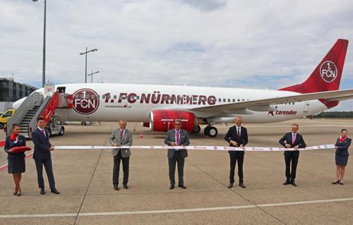 Corendon Airlines maakt FCN-vliegtuig mogelijk