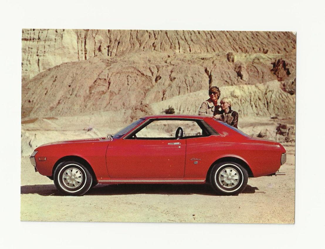 Toyota Celica années 1970