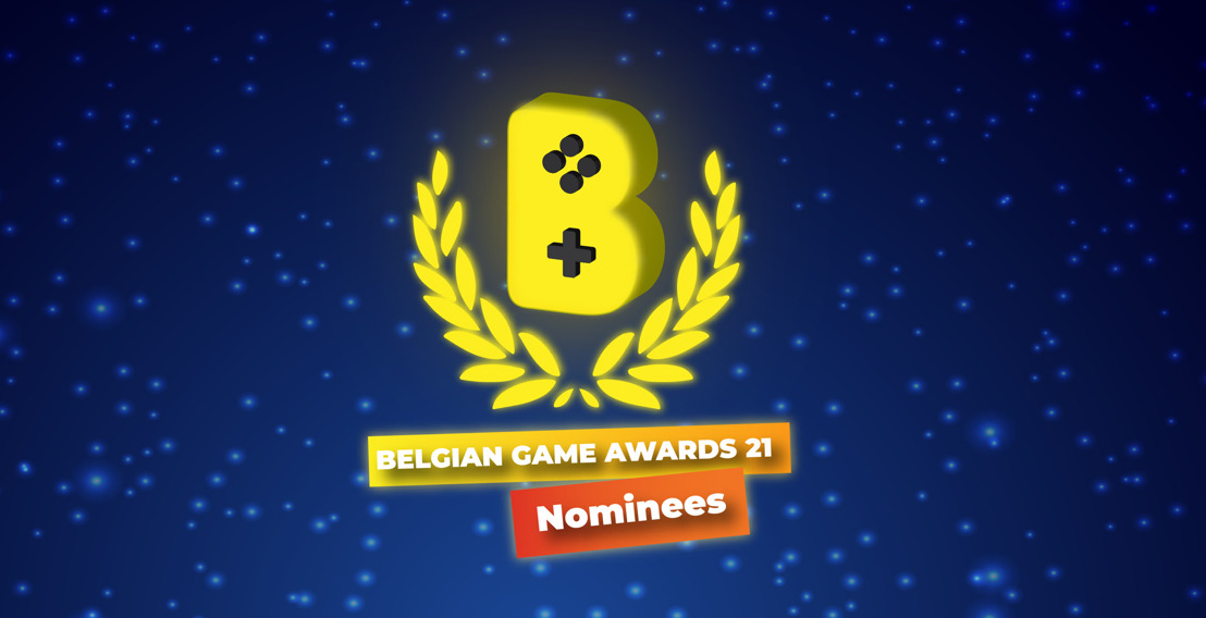 Wie wint een Belgian Game Award?