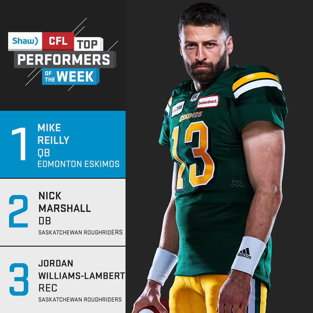 Shaw Top Performers - Week 10