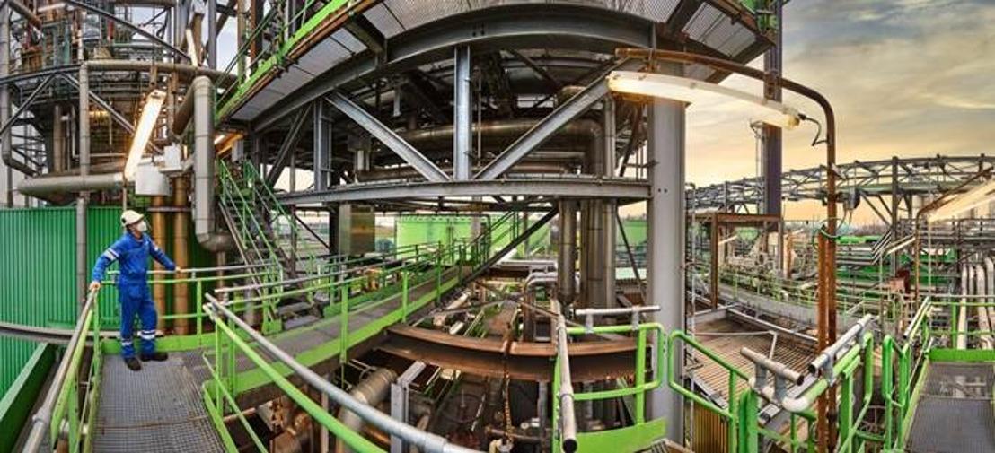 Première en Belgique: INEOS Phenol et ENGIE utilisent de l'hydrogène dans une installation industrielle à Anvers