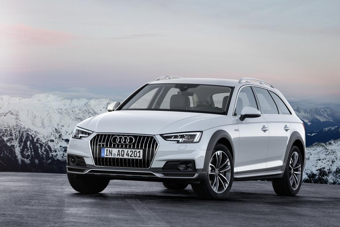 Une compagne irréprochable en toute occasion : la nouvelle Audi A4 allroad quattro