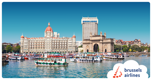 Brussels Airlines starts new Mumbai route on 30 March 2017