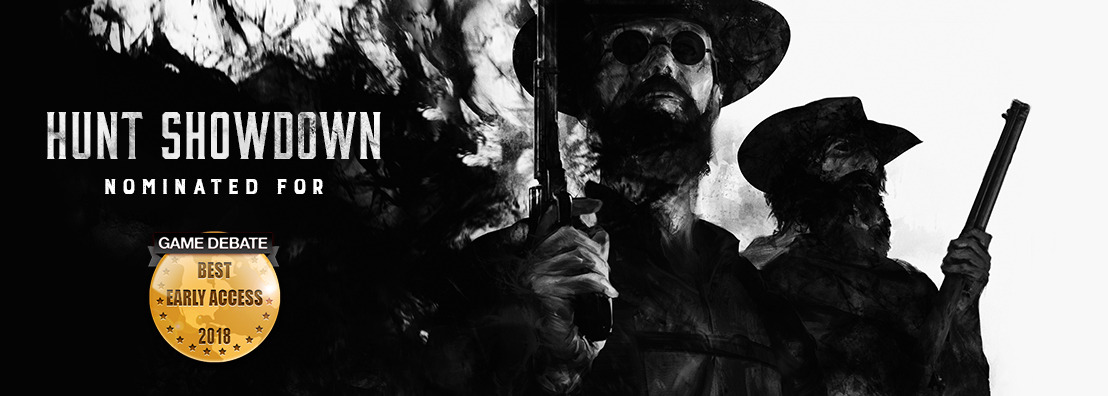 Hunt: Showdown Nominated for Game Debate Award