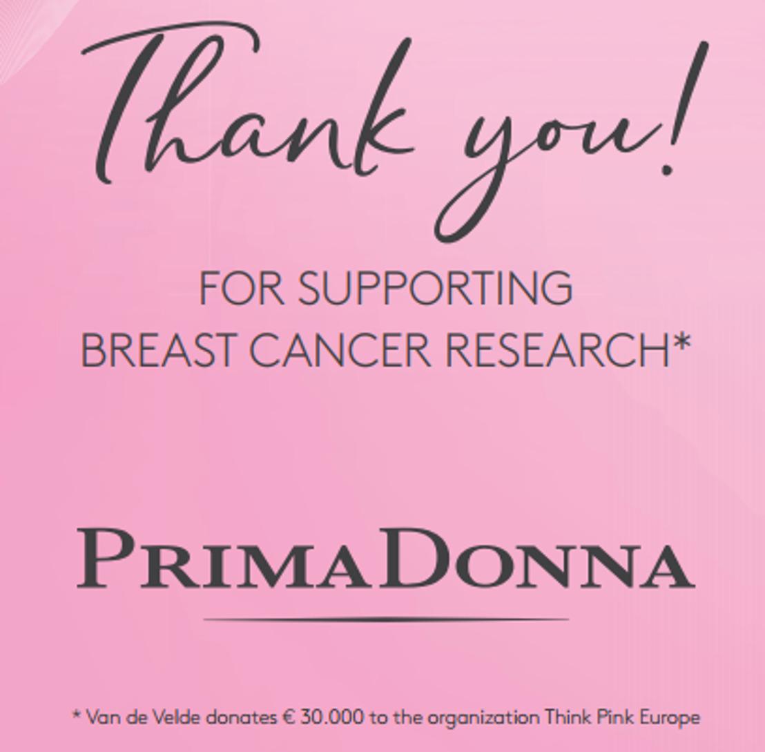 PrimaDonna apporte soutien et confiance en soi aux femmes atteintes d'un cancer du sein