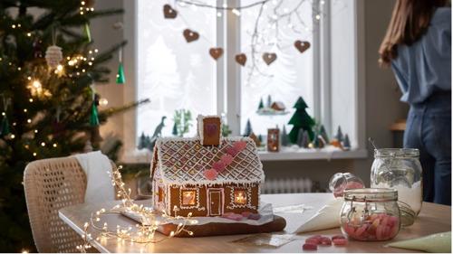 Knusse feestdagen gegarandeerd met de nieuwe VINTER collectie van IKEA