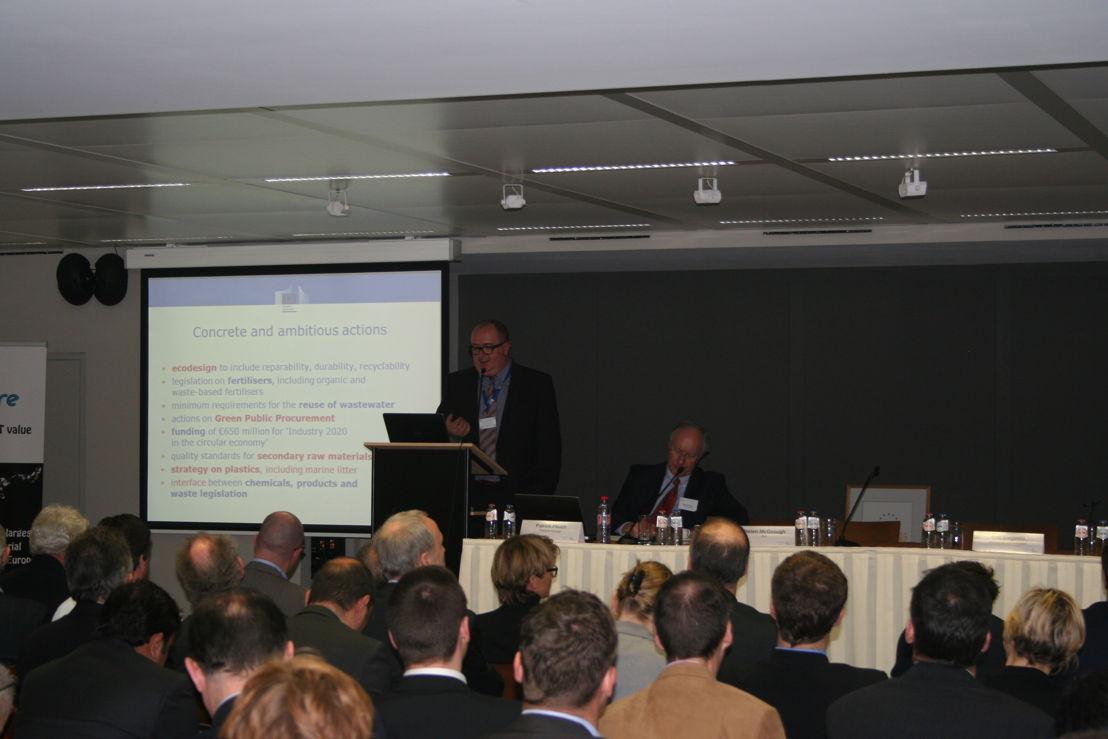 Presentation of Eric Liégeois, European Commission