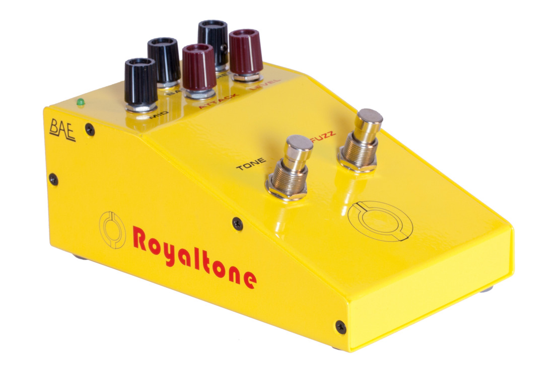 BAE Audio to Showcase UK Sound 1173, Royaltone Guitar Pedal and 500C Compressor and at Sweetwater Sound's 17th Annual GearFest