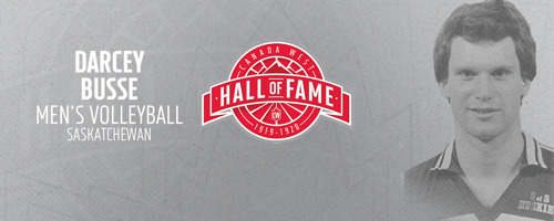 Huskie volleyball great inducted