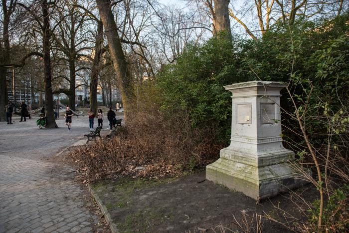 Leo Copers creëert 'Post-It' voor De Sokkel