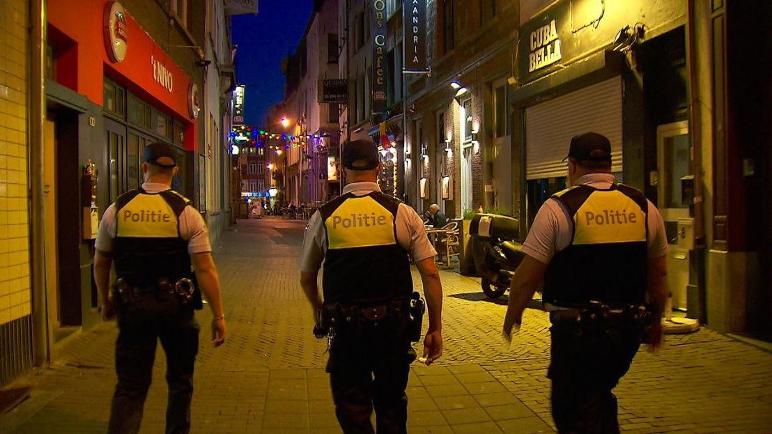 Politie 24/7 (c) VRT
