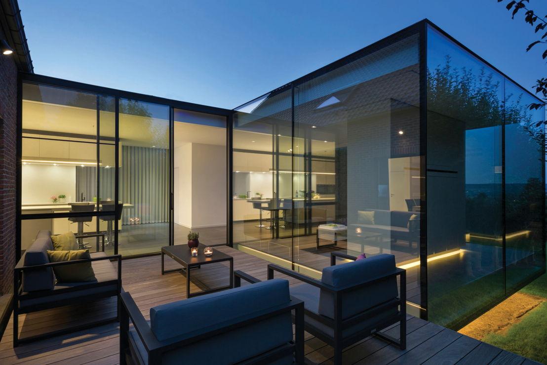 Hi-Finity<br/>Private House Hombourg (Belgium)<br/>Architect: Crahay &amp; Jamaigne Architectes<br/>Photo: Samuel Defourny