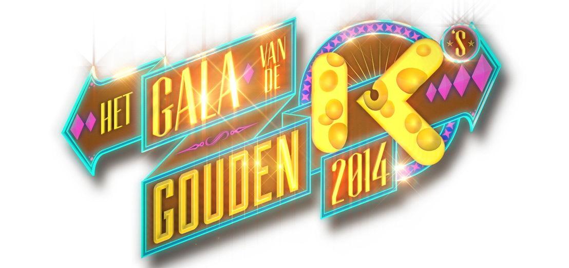 Het Gala van de Gouden K's - logo